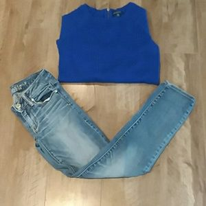 💛3 for $15💛 American Eagle Jeans